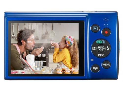 Цифровой фотоаппарат Canon IXUS 180 Blue, вид 2
