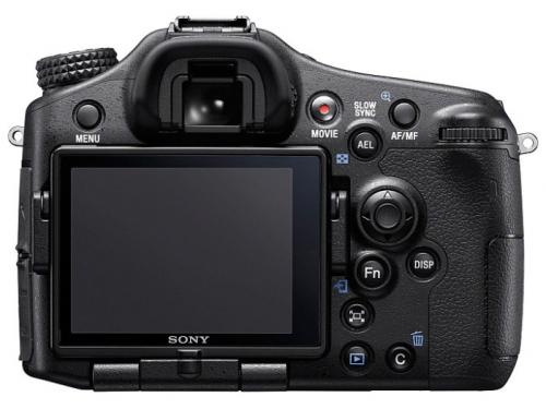 Цифровой фотоаппарат Sony Alpha ILCA-A77 II Kit 18-135, черный, вид 2
