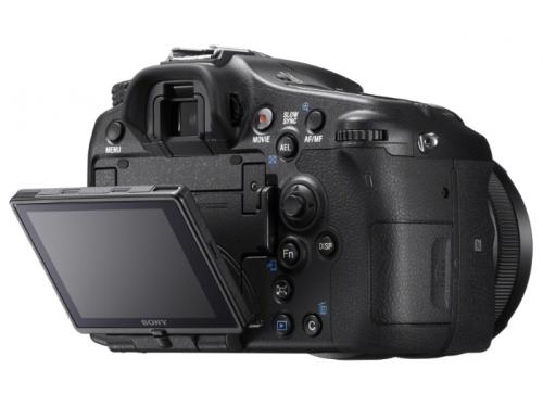 Цифровой фотоаппарат Sony Alpha ILCA-A77 II Kit 18-135, черный, вид 3