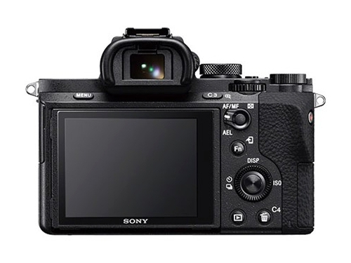 Цифровой фотоаппарат Sony Alpha A7 II (M2) (SEL-2870), черный, вид 4