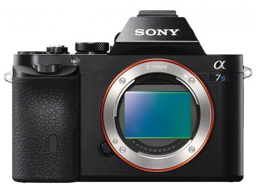 Цифровой фотоаппарат SONY Alpha A7S Body, черный ILCE7SB.CEC