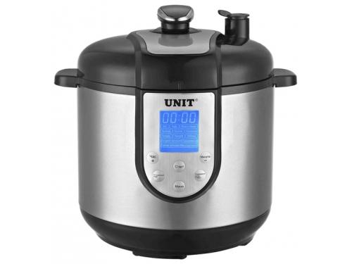 Мультиварка UNIT USP-1210S металл, вид 1