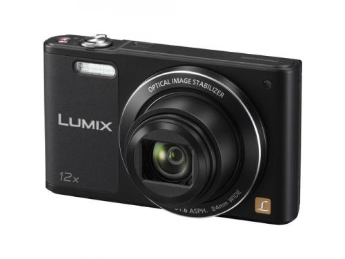 Цифровой фотоаппарат Panasonic Lumix DMC-SZ10 черный DMC-SZ10EE-K