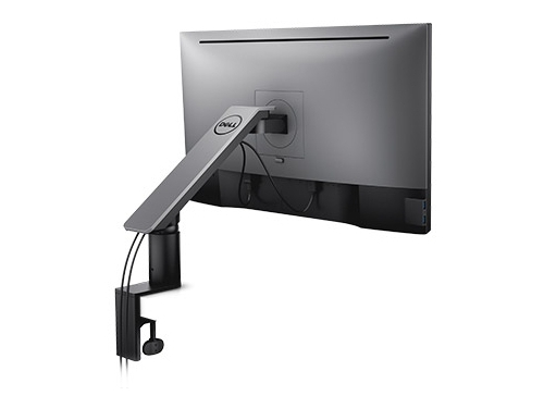 Монитор Dell U2717DA, Чёрно-Серебристый [17DA-4237], вид 2