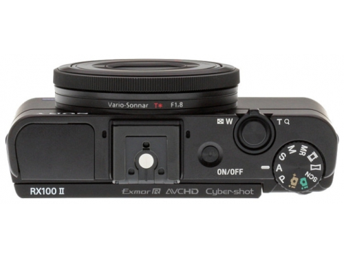 Цифровой фотоаппарат Sony Cyber-shot DSC-RX100 II (M2), черный, вид 3