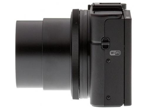 Цифровой фотоаппарат Sony Cyber-shot DSC-RX100 II (M2), черный, вид 4