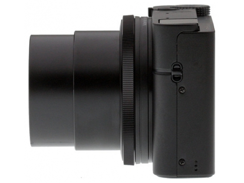 Цифровой фотоаппарат Sony Cyber-shot DSC-RX100, черный, вид 4