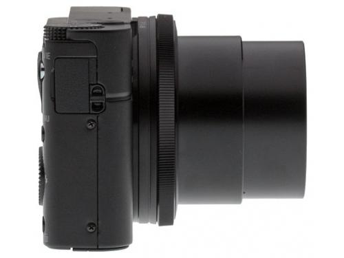 Цифровой фотоаппарат Sony Cyber-shot DSC-RX100, черный, вид 5