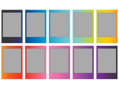 Картридж для фотоаппарата моментальной печати Fujifilm Instax Mini Rainbow WW1 10/PK (10 листов), вид 2