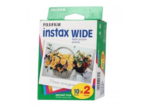 Картридж для фотоаппарата моментальной печати Fujifilm Instax Wide 10/2PK (20 листов), вид 1