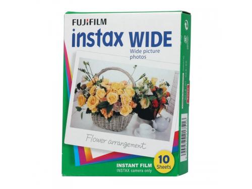 Картридж для фотоаппарата моментальной печати Fujifilm Instax Wide 10/PK (10 листов), вид 1
