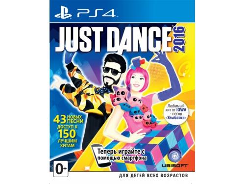 Игра для PS4 PS4  Just Dance 2016, вид 1