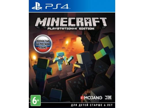 Игра для PS4 Minecraft. Playstation 4 Edition, вид 1