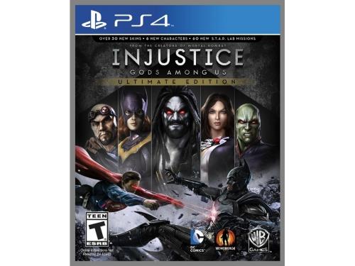 Игра для PS4 Injustice: Gods Among Us Ultimate Edition, вид 1