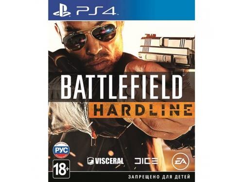 Игра для PS4 Battlefield Hardline PS4 , вид 1