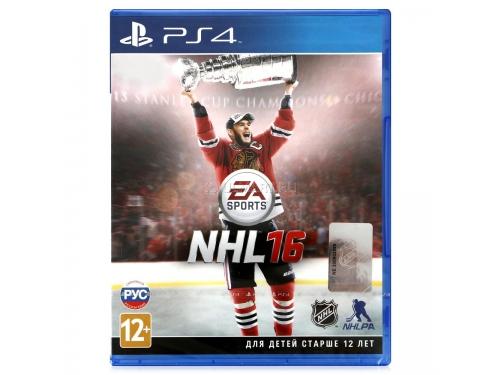 Игра для PS4 PS4 NHL 16, вид 1