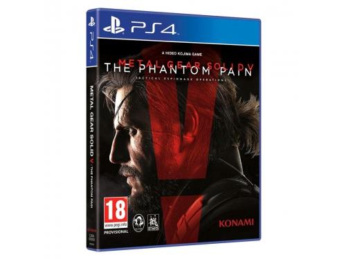 Игра для PS4 PS4 Metal Gear Solid V: The Phantom Pain, вид 1