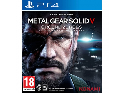 ���� ��� PS4 Metal Gear Solid V: Ground Zeroes, ��� 1
