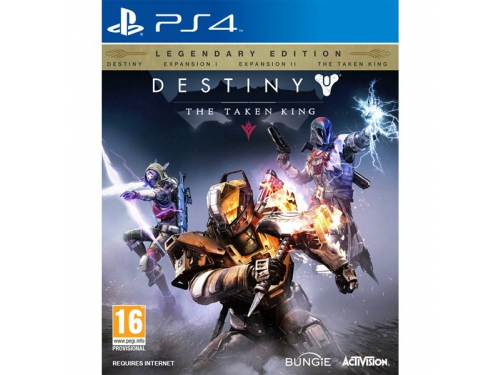 Игра для PS4 Destiny: The Taken King. Legendary Edition (16+), вид 1