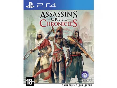 Игра для PS4 Assassin'Creed Chronicles, вид 1
