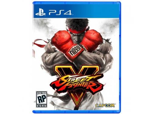 Игра для PS4 Street Fighter V, вид 1