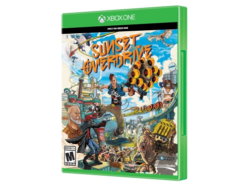 ���� ��� Xbox One Sunset Overdrive, ��� 1