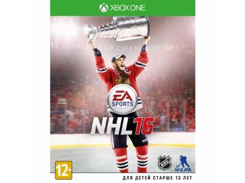 Игра для Xbox One Xbox One NHL 16, вид 1
