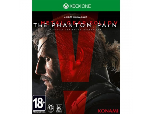 Игра для Xbox One Xbox One Metal Gear Solid V: The Phantom Pain, вид 1