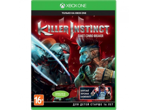 Игра для Xbox One Killer Instinct, вид 1