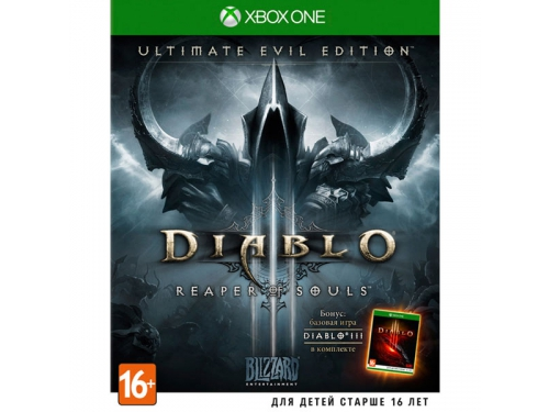 ���� ��� Xbox One Diablo III:Reaper of Souls.Ultimate Evil Edition, ��� 1