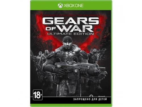 Игра для Xbox One Gears of War Ultimate Edition, вид 1