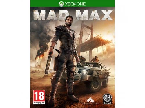 Игра для Xbox One Xbox One Mad Max, вид 1