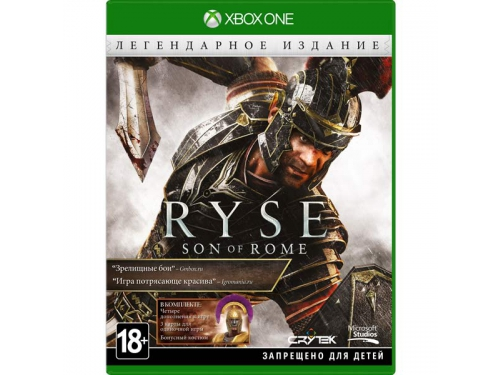 Игра для Xbox One Ryse: Son of Rome Legendary Edition, вид 1