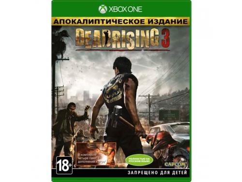 Игра для Xbox One Deadrising 3 Apocalypse Edition, вид 1