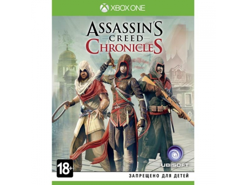 ���� ��� Xbox One Assassin'Creed Chronicles (Xbox one edition), ��� 1