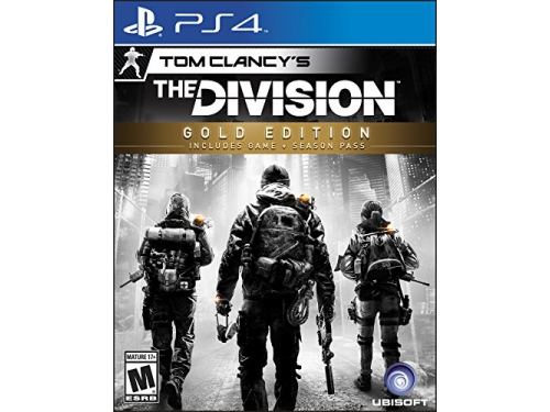 ���� ��� PS4 Tom Clancy's The Division.Gold Edition PS4, ��� 1