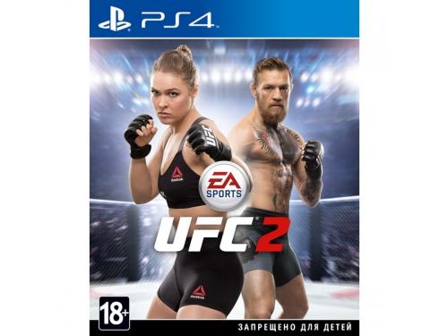 Игра для PS4 EA Sports UFC 2, вид 1
