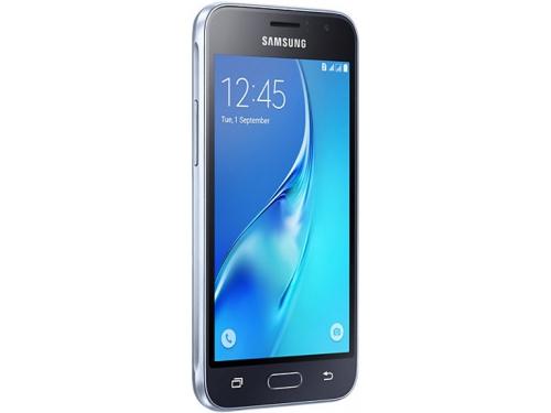 Смартфон Samsung Galaxy J1 (2016) SM-J120, Black, вид 1