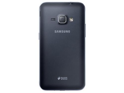 Смартфон Samsung Galaxy J1 (2016) SM-J120, Black, вид 2