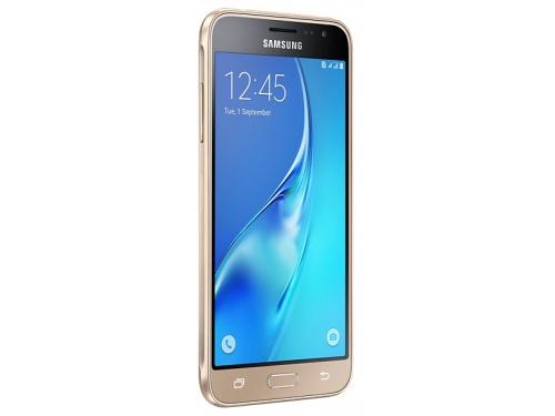 Смартфон SAMSUNG Galaxy J3 (2016) SM-J320F  Gold, вид 1