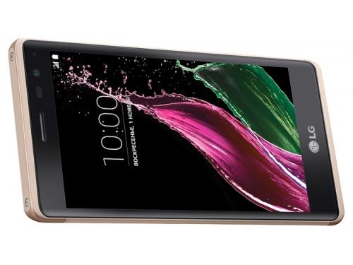 Смартфон LG Class H650E, золотистый, вид 5
