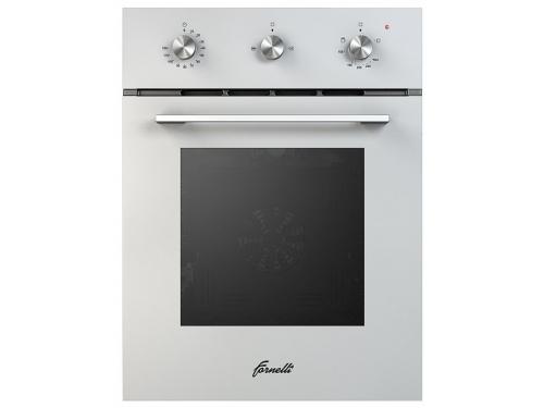 Духовой шкаф Fornelli FGА 45 Stretto WH, белый, вид 1