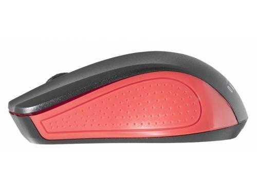 Мышка Oklick 485MW Black-Red USB (USB - радиоканал), вид 5