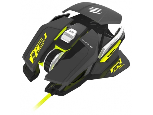 Мышка Mad Catz R.A.T. PRO S Gaming Mouse for PC Black USB, вид 2