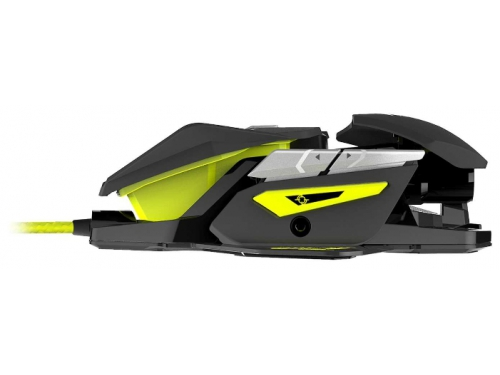 Мышка Mad Catz R.A.T. PRO S Gaming Mouse for PC Black USB, вид 4