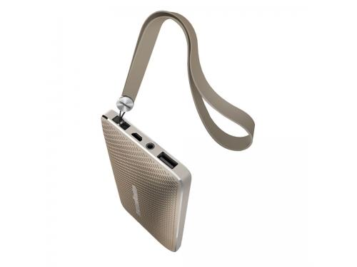 Портативная акустика Harman Kardon Esquire Mini, золотистая, вид 3