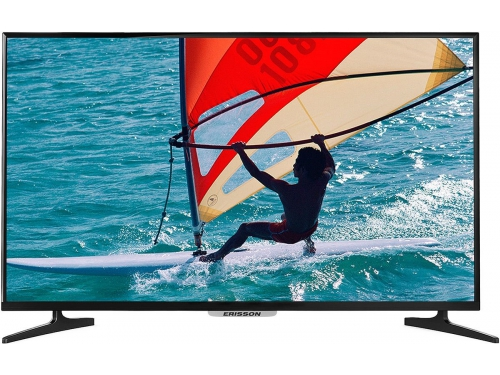 телевизор Erisson 32LES72T2, черный, вид 3