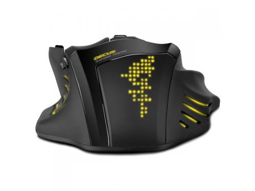 Мышка Speedlink DECUS Gaming Mouse Black USB, Limited Edition (SL-6397-BKBK), вид 3