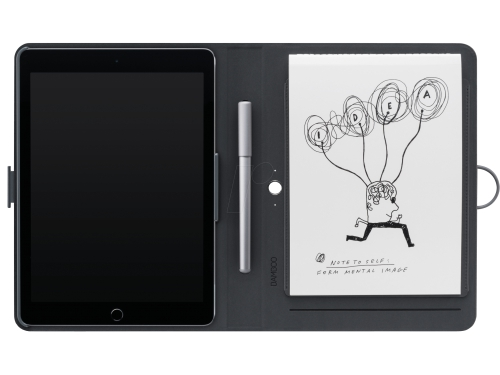 ����������� ���� Wacom Bamboo Spark � ���������� ��� iPad Air 2 (CDS600C), ��� 1