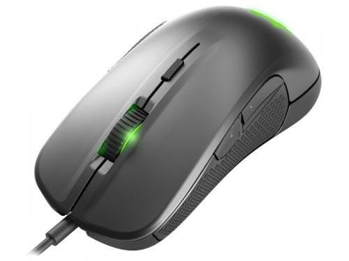 ����� SteelSeries Rival 300 Grey USB (62350), ��� 1